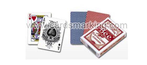 Bee Standard No.92 Poker Karten