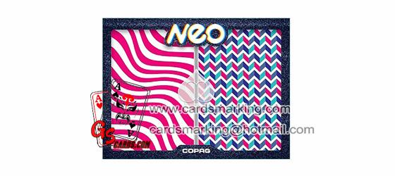Copag Neo Wave Unsichtbare Tinte Spielkarten