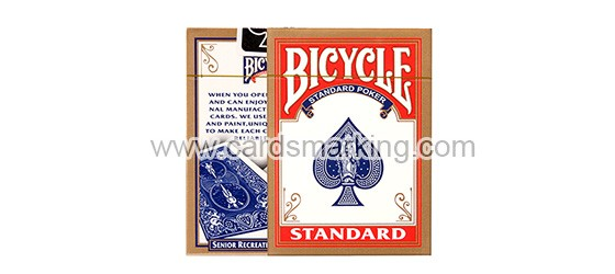 Standard Size Bicycle-Spielkarten