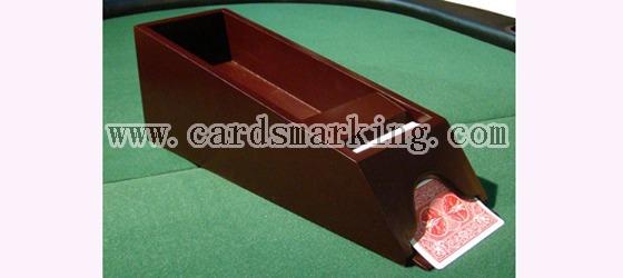 Blackjack Schuh Schürhaken Scanning Kamera für normale Karten