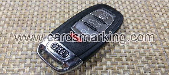 Barcode Tricks Markiert Poker Auto Schlüssel linse