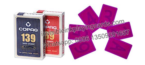 Copag 139 Juice Markiert Spielkarten