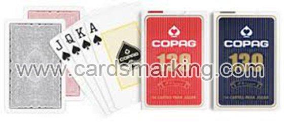 Zauber copag 139 Papier poker karten