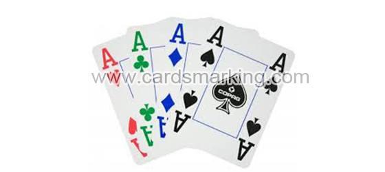 Copag 4 Color Markierte Spielkarten