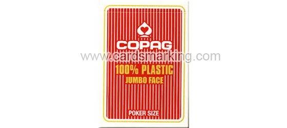 Barcode-Kennzeichnung Copag Karten zum Verkauf