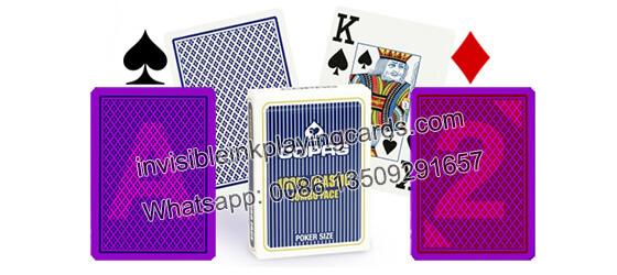 Copag Jumbo Face Markierte Spielkarten