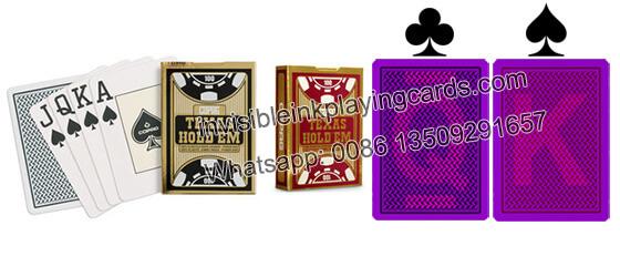 Copag Texas Holdem Markierte Spielkarten