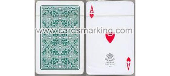 Dal Negro Grand Slam Markierte Karten