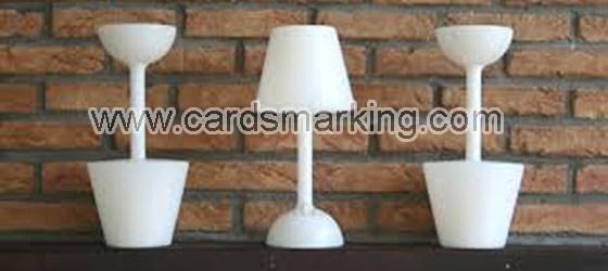 Tageslicht LED Lampe IR Poker Kamera
