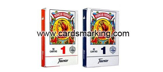 Fournier Heraclio No.1 Markierte Spielkarten