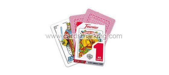 Fournier Heraclio No.1 Spielkarte