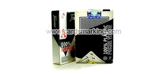 Fournier Poker Vision Markierte Spielkarten