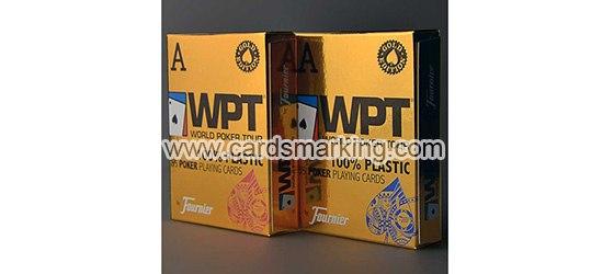 Beliebte Fournier WPT Kontaktlinsen Karten
