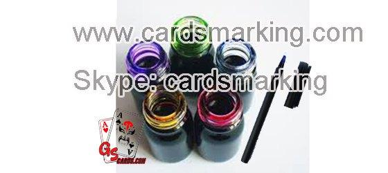 Unsichtbare Tinten stift für die Herstellung von Karten zum Verkauf