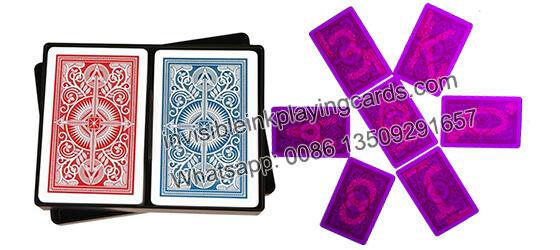 KEM Markierte Spielkarten mit Infrarot-Poker-Brille