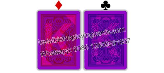 KEM Arrow Wide Size Markierte Spielkarten