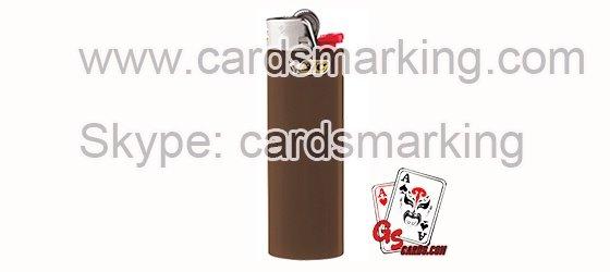 HD-Pokerkamera im Feuerzeug für Markierungs karten-Analysator