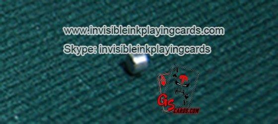 Magnet markierte Pokerkarten Hörmuschel
