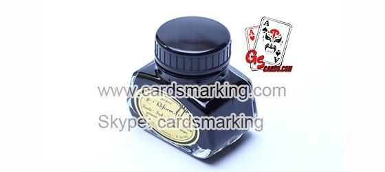 Unsichtbare Infrarot-Tinte für Spielkarten
