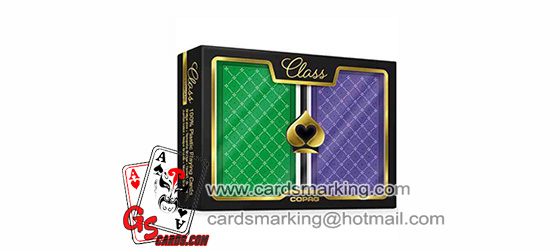 Cards Marking Ink To Copag Class Standard Poker