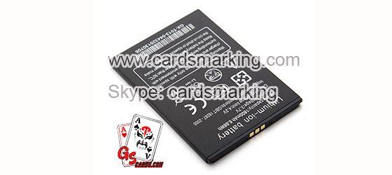 Poker-Geräte Batterie von GS