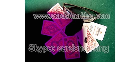 Copag 1546 Poker Size Regular Index Markierte Spielkarten