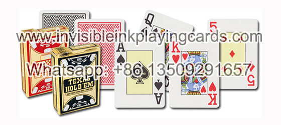 Marked Playing Cards For Sale