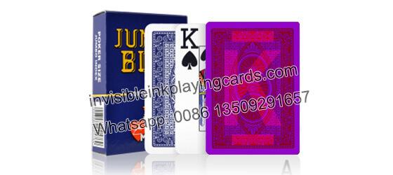 Modiano Jumbo Bike Markierte Spielkarten