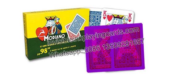 Modiano NO98 Markierte Spielkarten