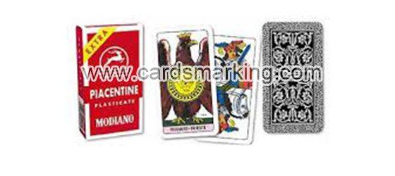 Beste Modiano Piacentine Markierte Karten