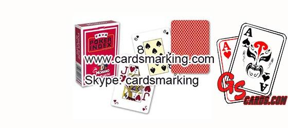 Poker Scanning Analysator kann Invisible Ink Barcode-Markiert karten scannen