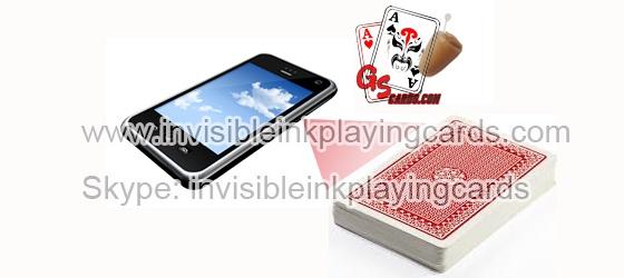 Normales Karten-Poker-Scanner-Lesesystem