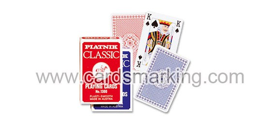 Piatnik Classic Magische Markierte Pokerkarten