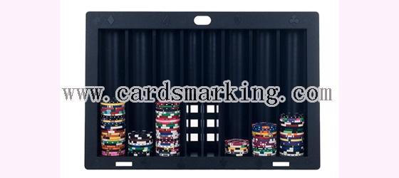 Markierte Barcode-Decks Chip Tray Gewinner-Scan-System