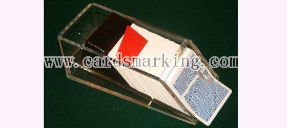 Blackjack Poker Schuh-Kamera