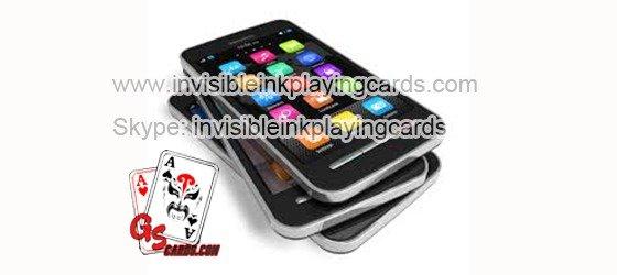Smartphone Pokerkarten Austauscher