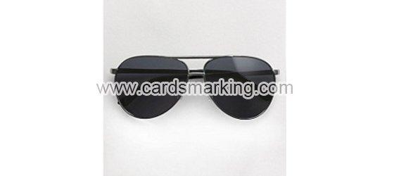 Infrarot-Sonnenbrillen können durch Spielkarten sehen