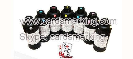 Tinte für markierte Karten Kontaktlinsen zum Lesen