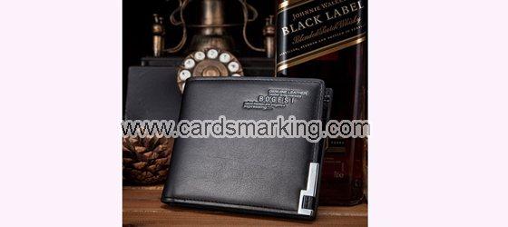 Brieftasche kamera zum Scannen von Barcode-Karten